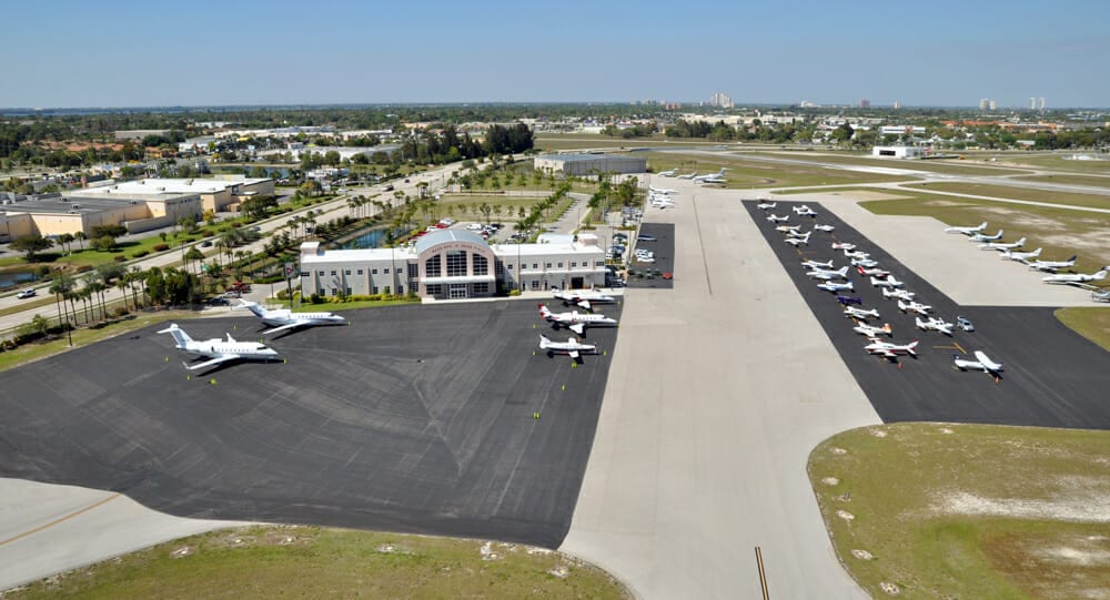 Page Field Airport